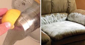 Ten household hacks that make life easier and cleaner!
