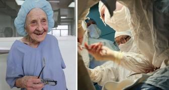 Ha 89 anni ed opera ancora 4 pazienti al giorno: è lei il chirurgo più anziano del mondo