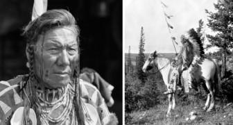 Een paar prachtige foto's uit 1910 van Canada's eerste bewoners