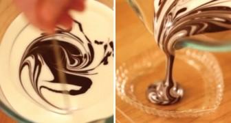Una scatola di cioccolata piena di... cioccolatini: scoprite com'è semplice realizzare questa romantica creazione
