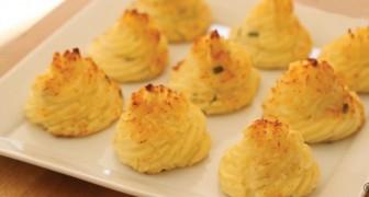 Patate duchessa: ecco come far sembrare elaborato un piatto semplicissimo