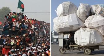 Trasporti estremi: i carichi di questi mezzi sfidano le leggi della fisica