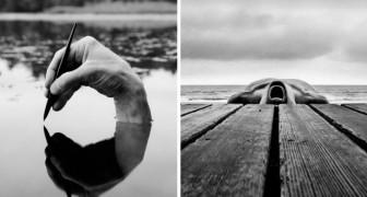 Questo fotografo usa la fantasia al posto di Photoshop: le sue foto surreali sono un capolavoro