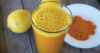 Limonata alla curcuma: un rimedio naturale contro la depressione... approvato dagli esperti