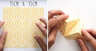 Come ottenere un supporto per smartphone da un semplice foglio di carta
