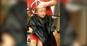 Someone thinks they can die from a haircut! Say what?!