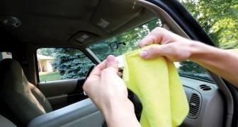 Zo maak je de binnenkant van je voorruit kraakhelder en schoon!