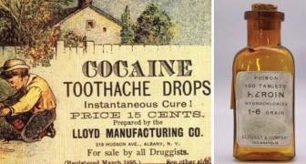 13 reclameadvertenties voor zware drugs die ooit als medicijnen werden gebruikt