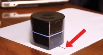 Pequena, leve e precisa: esta mini impressora portátil é o máximo da comodidade!