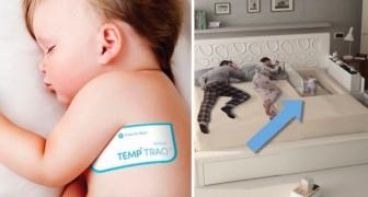 18 originele uitvindingen voor baby's die eigenlijk voor volwassenen zijn gemaakt