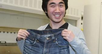 Er trug 15 Monate lang das gleiche Paar Jeans: Als er die Bakterien analysiert, erhält er ein unerwartetes Resultat