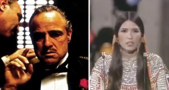 Weet jij waarom Marlon Brando de Oscar voor The Godfather in 1973 niet aan wilde nemen?