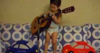 A young telented Korean boy singing Hey Jude