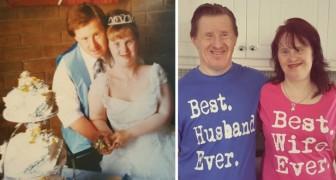 Si sposarono nonostante le critiche della gente: 22 anni dopo sono ancora il ritratto della felicità