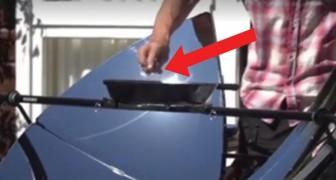 Nada de carvão ou gás, veja a invenção para cozinhar ao ar livre usando energia solar!