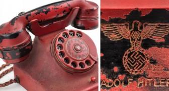 Il telefono del bunker di Hitler è stato venduto all'asta per un prezzo da capogiro