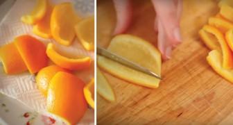Scorzette di arancia candita al cioccolato fondente: scoprite come fare questa delizia siciliana