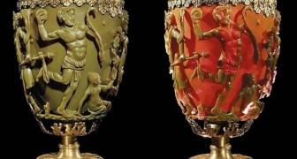 Il mistero della Coppa di Licurgo, creata in epoca romana con una tecnica Impossibile