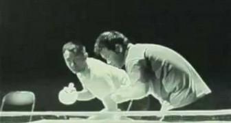 Ping Pong stile Bruce Lee