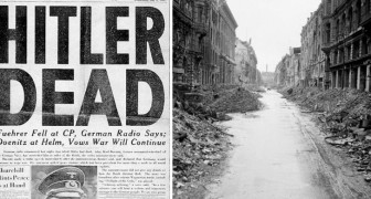 8 cose sorprendenti accadute immediatamente dopo la morte di Adolf Hitler