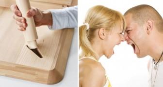 IKEA maakt meubels die je zonder schroeven en bouten in elkaar zet... zodat je relatie niet stukloopt!