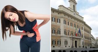 3 giorni al mese di congedo mestruale retribuiti: a breve potrebbero divenire legge