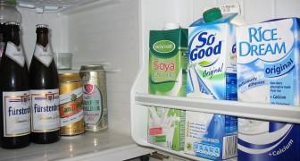 Vous conservez le lait sur la porte du réfrigérateur? ERREUR, voici quel est le bon endroit