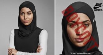 Nike kondigt een hijab voor het sporten aan voor moslimvrouwen en veroorzaakt meteen heisa