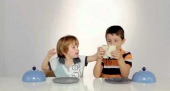 Imparare a condividere come loro