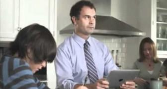 Un iPad è uguale ad un giornale?
