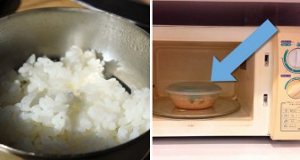 Warm jij rijst op in de magnetron? Volgens artsen is het risico op vergiftigingen groot