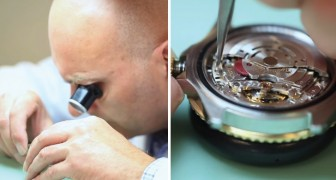 A mesmerizing Rolex Watch Making Demonstration!