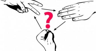 Pierre-papier-ciseaux: laissez le hasard décider ou adopter une stratégie? Une étude suggère l'option gagnante