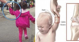 Voici un jeu souvent pratiqué avec les enfants, mais peu de gens savent ce que cela provoque à leurs bras