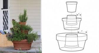 12 idee creative per costruire il giardino verticale che meglio si adatta ai tuoi spazi