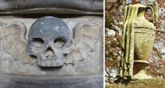 Il linguaggio silenzioso dei cimiteri: ecco cosa vogliono dire le sculture mortuarie