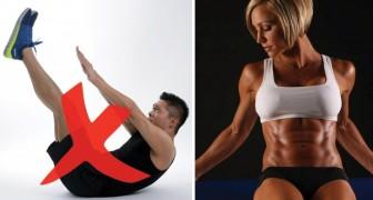 Volgens artsen van Harvard is planking een van de beste oefeningen om de buikspieren effectief te activeren