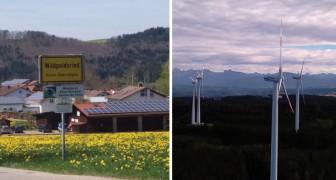 Questa cittadina tedesca produce il 500% dell'Energia di cui ha bisogno ricavando introiti enormi