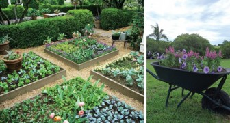 9 phantastische Ideen, um eurem Garten einen einzigartigen Touch zu geben