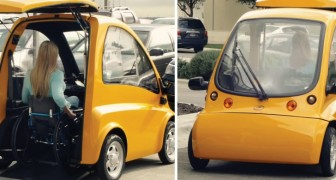 A little car that can make a big difference for a lot of people!