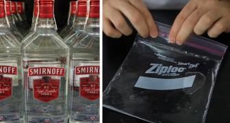 9 sorprendenti utilizzi della vodka che dovreste tenere sempre a mente