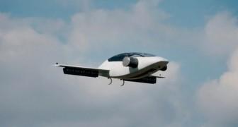 Le premier taxi volant a effectué son premier vol et pourrait bientôt devenir une réalité