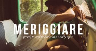 Tutto suona meglio in italiano: ecco 10 parole che il mondo ci invidia