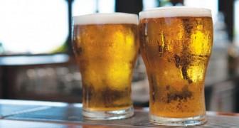 Zwei Gläser Bier? Gemäß einer Studie der Universität Greenwich besser als Paracetamol