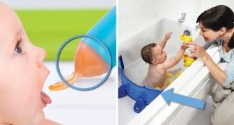 21 Objekte für moderne Eltern