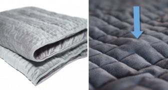 È scientificamente provato che questa coperta riduca lo stress: il segreto sta nel suo peso