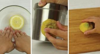 10 situations où vous pouvez utiliser un citron au lieu d'un produit chimique