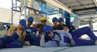 6 Italiener gehen nach Kalifornien und entdecken, wie man Abfall in saubere Energie umwandelt
