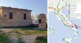 100 gebouwen in Italië worden gratis beschikbaar gesteld aan jonge ondernemers