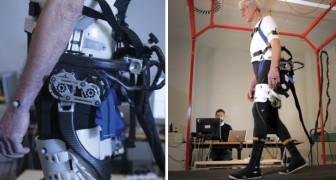 Un esoscheletro per aiutare anziani e disabili: arriva dall'Italia il primo robot indossabile